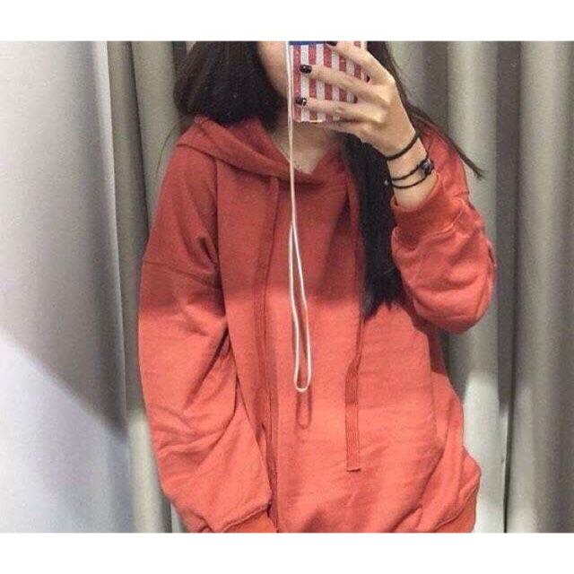Áo hoodie nỉ bông