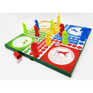 Đồ chơi BÀN CỜ CÁ NGỰA loại to 42cmx42cm cao cấp (Sato043)
