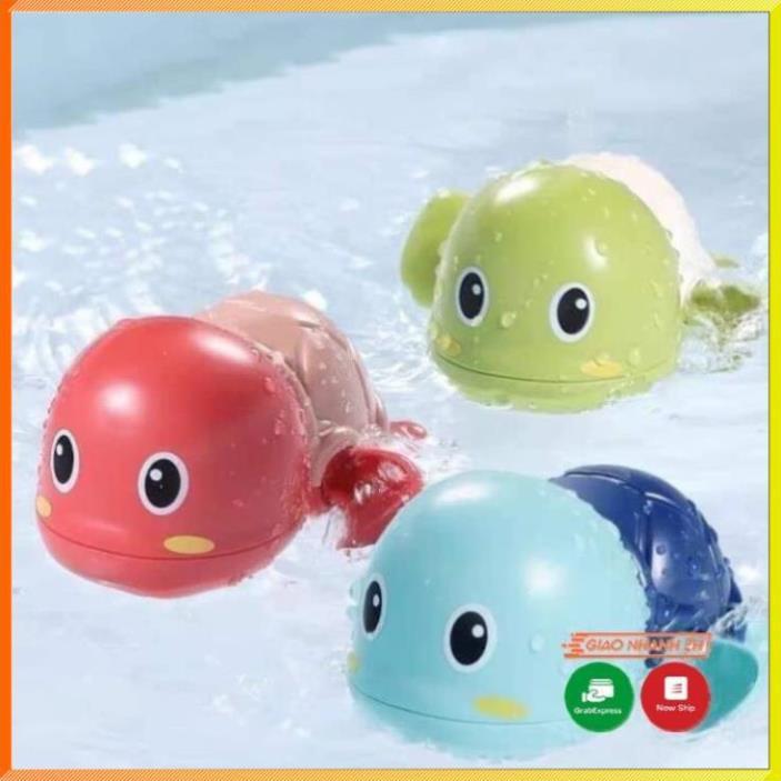 Đồ chơi rùa bơi, vịt bơi thả bể nhà tắm