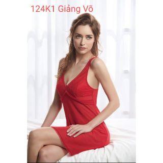 Váy ngủ BonBon voan lưới ren cúp ngực IL9192 Giá 608.000đ Sale 50% thumbnail