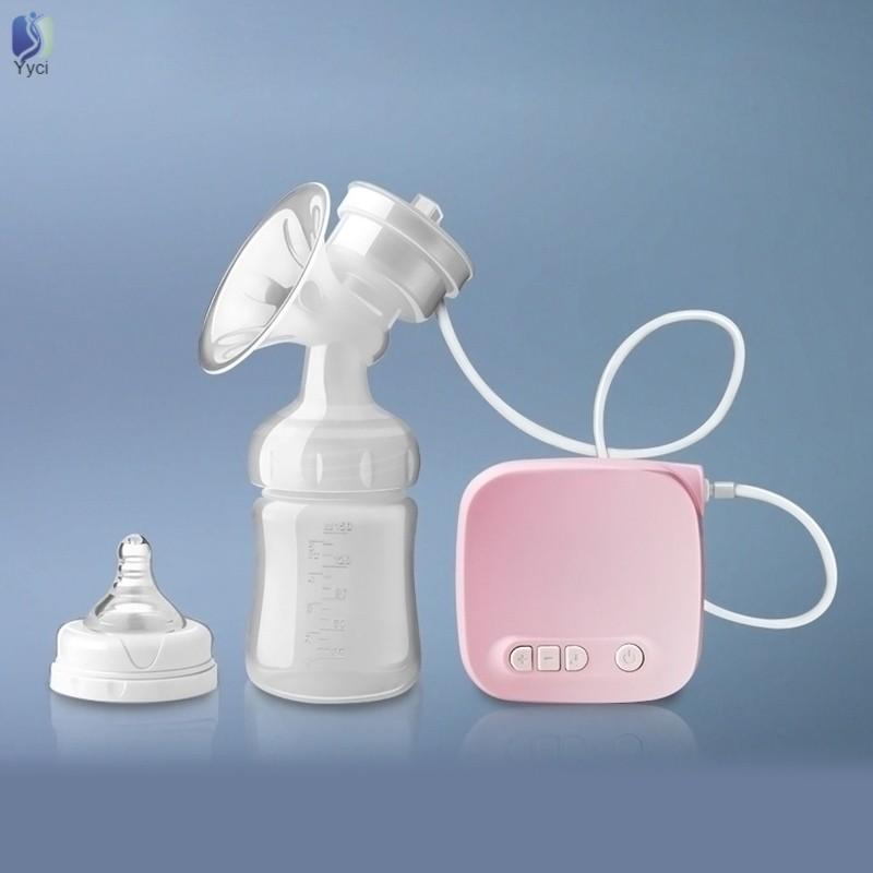 VN (Hàng Mới Về) Bộ Máy Hút Sữa Tự Động Chạy Điện Kết Nối Usb