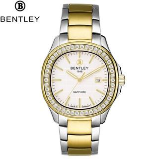 Đồng hồ nam dây kim loại mặt kính chống xước Bentley BL1869 BL1869-101 BL1869-101MTW thumbnail