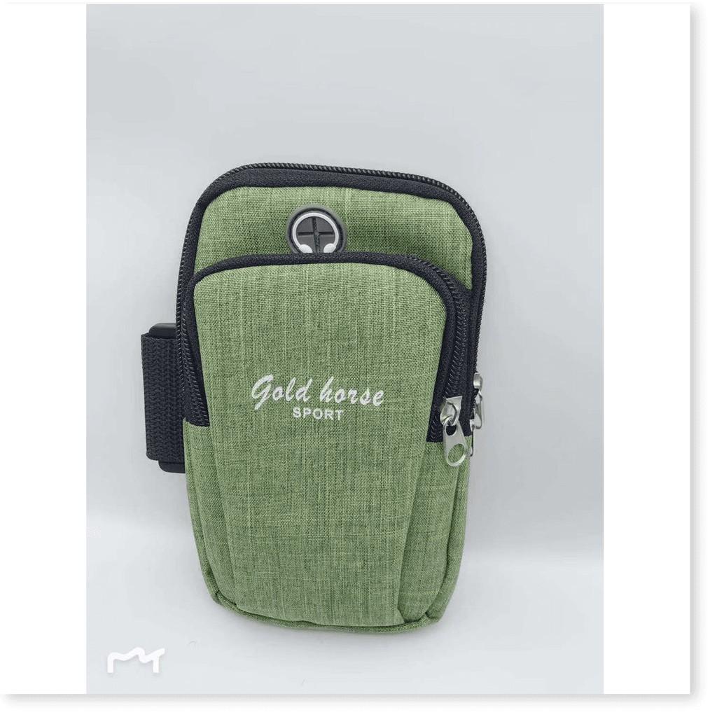 Túi đeo điện thoại chạy bộ SALE ️ Túi đựng điện thoại đeo tay kiểu dáng thể thao, tiện lợi 9399
