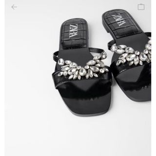 Giày sandal Zara Size 35-40 thời trang trẻ trung
