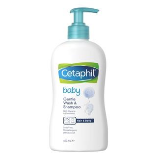 """Sữa tắm gội 2 trong 1 Cetaphil Baby Gentle Wash & Shampoo 400ml giá chỉ còn <strong class=""""price"""">19.700.000.000đ</strong>"""