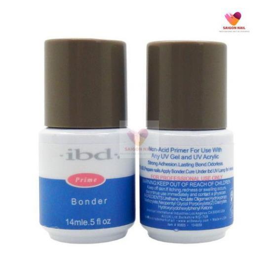 IBD Bonder  ( Base Bonder - liên kết đắp gel )