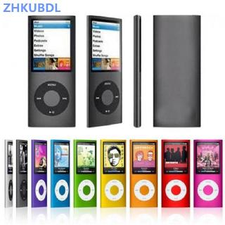 1.8 inch mp3 player 16GB Music playing with fm radio video player E-book player MP3 with built-in memory thumbnail