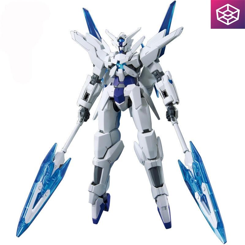 Mô Hình Lắp Ráp Bandai High Grade Build Fighters 034 Transient Gundam
