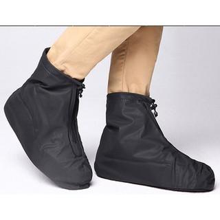 Ủng bọc giày đi mưa chống thấm nước, chống bẩn siêu tiện lợi [Cổ thấp]