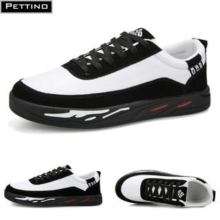 [Mã FAMALLT5 giảm 15% đơn 150K] Giày Thể Thao Nam Kiểu Dáng Trẻ Phong Cách Hàn - Pettino SSP012