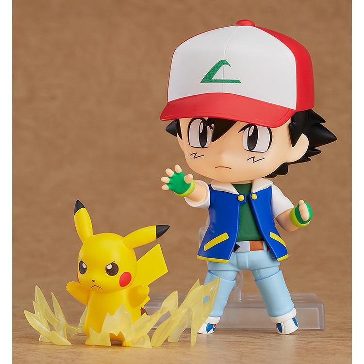 Satoshi & Pikachu Nendoroid #800