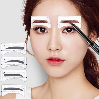 Khuôn dán chân mày 12 kiểu Hàn Quốc thumbnail
