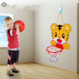 Bộ bóng rổ cho bé