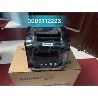 máy xprinter365b in tem và hoá đơn 2in1
