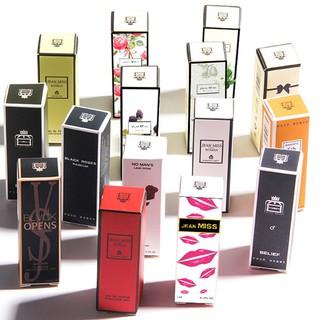 Nước hoa mini bỏ túi hương thơm ngọt ngào quyến rũ đủ các mùi nổi tiếng GOLMON thumbnail