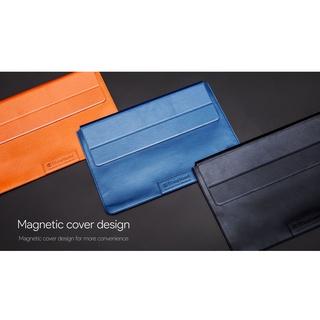 Bao da, Túi đựng da SWITCHEASY EasyStand dành cho Macbook Pro 15 / Macbook Pro 16/ Surface laptop 15- Hàng Chính Hãng