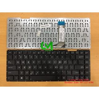 BÀN PHÍM LAPTOP ASUS X451 X451C X451CA X451M X451MA X454 X453 F451 L455L F454L X455C K455 F455 – Bảo Hành 12 tháng