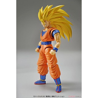 Mô hình lắp ráp Figure-rise Standard Super Saiyan 3 Son Goku (Plastic model)