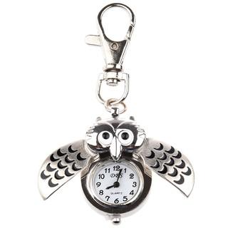 Đồng hồ bỏ túi hình cú mèo