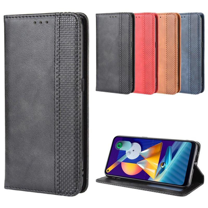 Bao da dạng ví Samsung Galaxy A11 kiểu dáng sang trọng, ngăn đựng thẻ tiện lợi