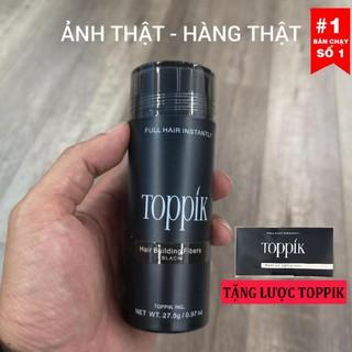 [TẶNG LƯỢC] Bột phủ dày tóc hói tóc thưa Toppik thumbnail