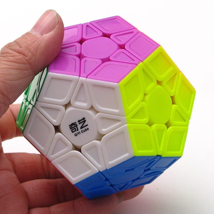 Rubik biến thể 12 mặt - QiYi QiHengs Megaminx Stickerless