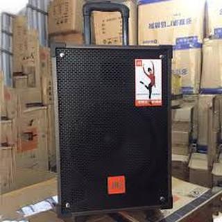 [Tặng Micro] Loa Kéo Karaoke Bluetooth JBZ NE108 150W Bass 2 Tấc – BH 6 Tháng | Loa Di Động JBZ NE108
