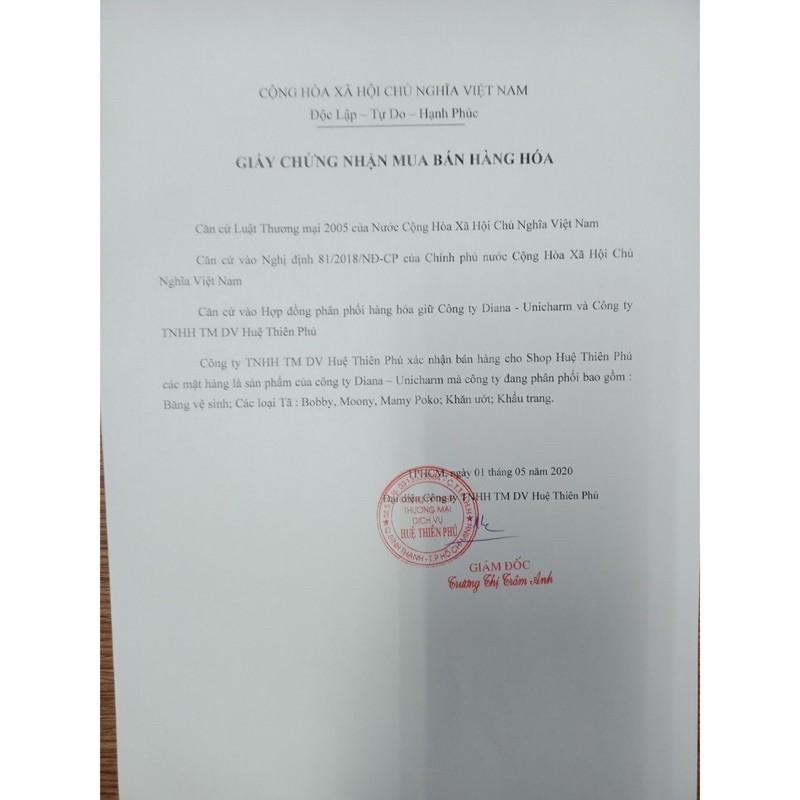 Tã dán Bobby Sơ sinh Newborn 1- gói 108 miếng