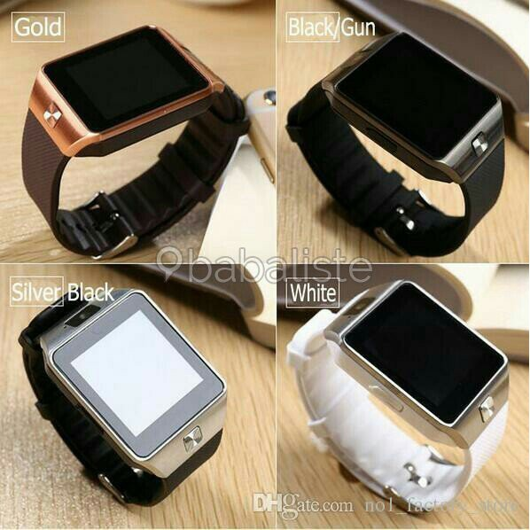 Đồng hồ thông minh DM09 đủ màu gắn được sim , thẻ nhớ