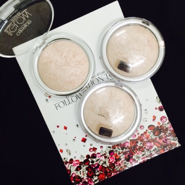 Phấn highlight CATRICE HIGH GLOW MINERAL