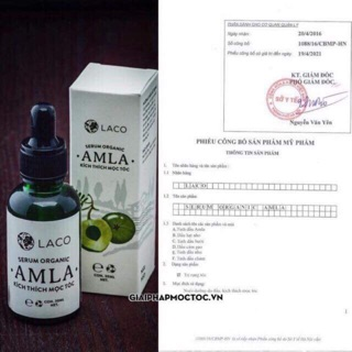 Serum kích mọc tóc Amla (Sale 25%) thumbnail