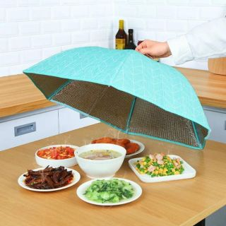 Yêu ThíchChụp nồng bàn gấp gọn giữ nhiệt đậy thức ăn