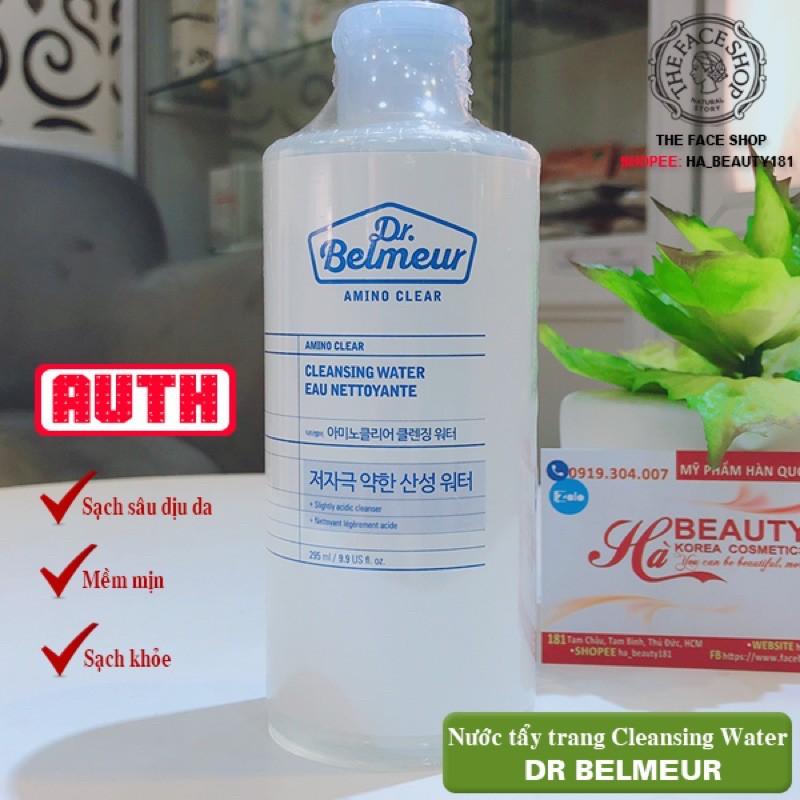 (AUTH) Nước Tẩy Trang Dr Belmeur Daily Repair Fresh Cleansing Water The Face Shop