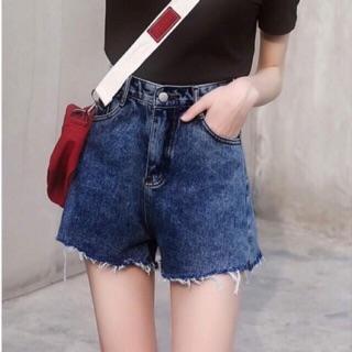 Quần short jeans Ulzzang dễ thương HOT HIT