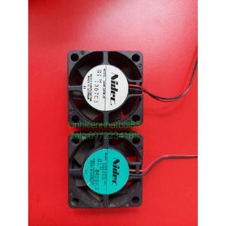 Quạt tản nhiệt Nidec 24v 4cm 4cm 1.5cm tháo máy. thumbnail