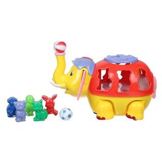 Đồ chơi voi thổi bong bóng Tg984