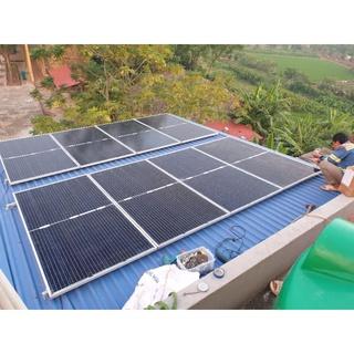 Tấm pin năng lượng mặt trời bảo hành 5năm