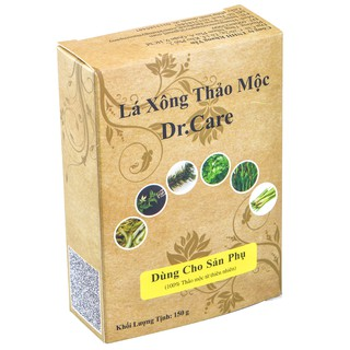 Lá xông thảo mộc Dr. Care 150gr thumbnail