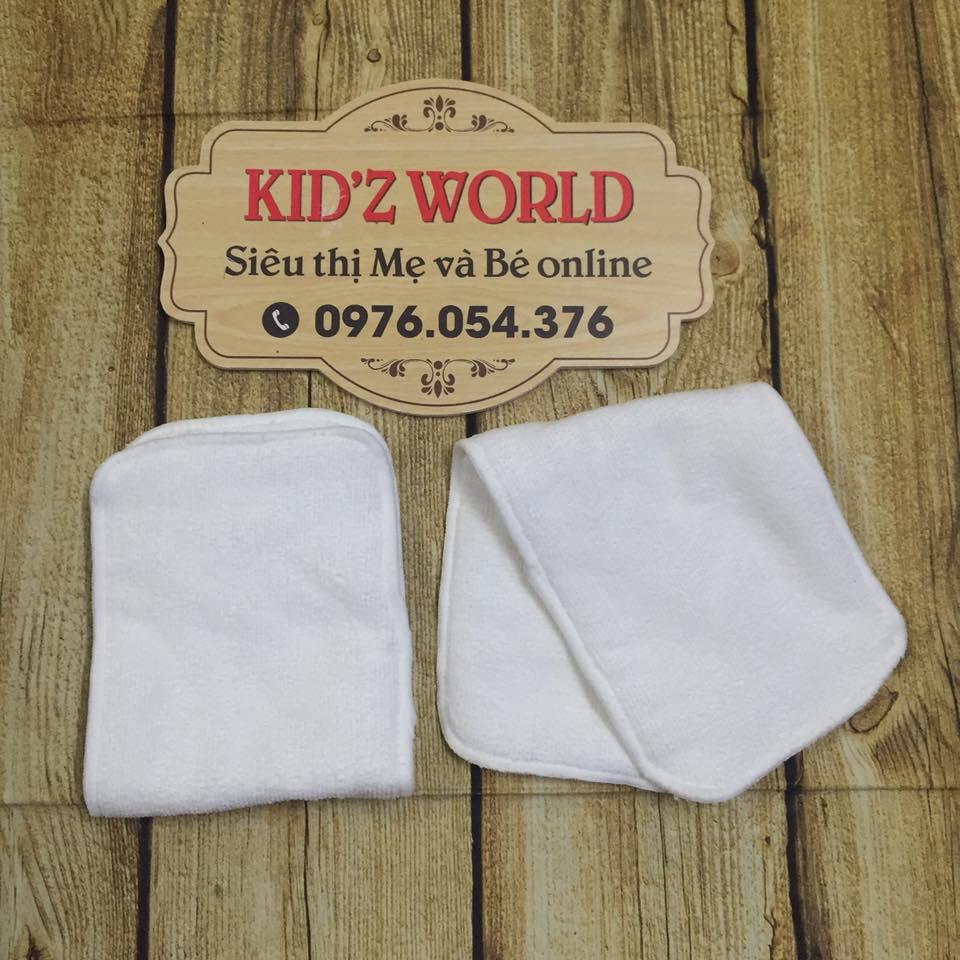 Miếng lót quần vải đóng tã c