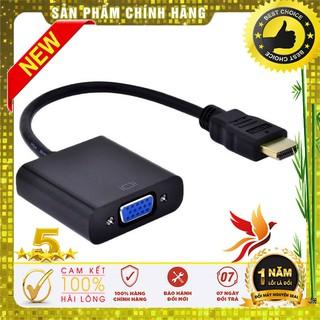 [Mã ELFLASH5 giảm 20K đơn 50K] Cáp chuyển HDMI ra VGA (ko audio)