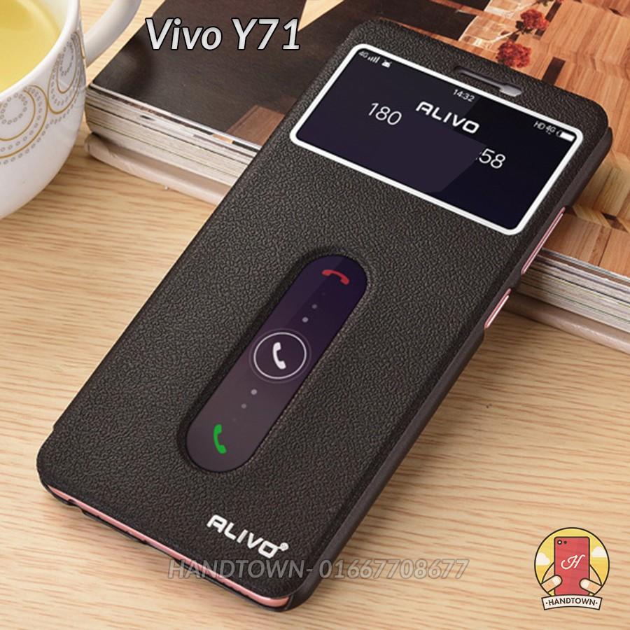 Vivo Y71_Bao da vivo y71 chính hãng alivo