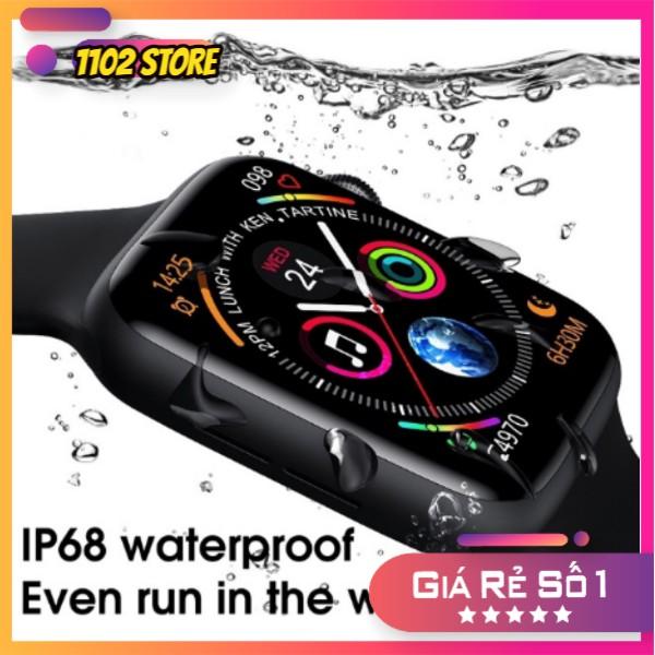 🚨HOT🚨Đồng Hồ Thông Minh Watch6 ( W6, W26 ) Seri 5 Màn Hình Tràn Viền-Chống nước IP68 Thay Dây Kết Nối Bluetooth