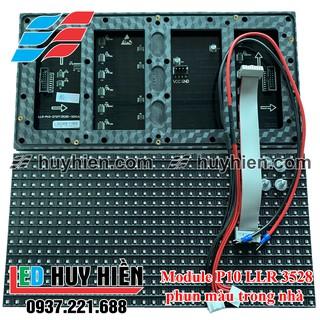 Module Led P10 phun màu trong nhà LLR (Led P10 đủ màu trong nhà) Đầy đủ phụ kiện