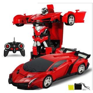 Xe oto điều khiển biến hình thành Rôbot