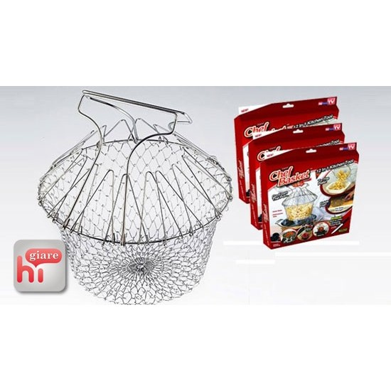 Combo 2 Rổ Nhúng Thông Minh Chef Basket - 2413020 , 65209409 , 322_65209409 , 180000 , Combo-2-Ro-Nhung-Thong-Minh-Chef-Basket-322_65209409 , shopee.vn , Combo 2 Rổ Nhúng Thông Minh Chef Basket