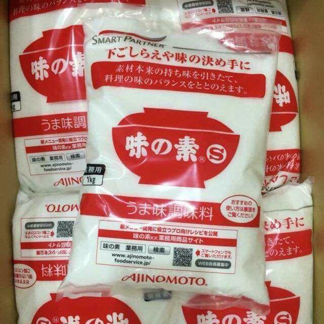 Mì chính Ajinomoto Nhật Bản 1kg date 12