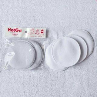 Gói 4 miếng lót thấm sữa giặt được Hotga thumbnail