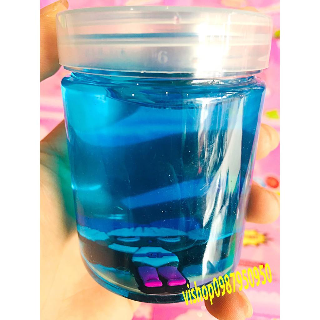slime hình cô gái -slime mềm mã FNX39 Ubán x0ng