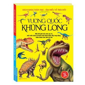 Sách - Bách khoa toàn thư tìm hiểu về trái đất - Vương quốc khủng long - 14698450 , 2193425400 , 322_2193425400 , 125000 , Sach-Bach-khoa-toan-thu-tim-hieu-ve-trai-dat-Vuong-quoc-khung-long-322_2193425400 , shopee.vn , Sách - Bách khoa toàn thư tìm hiểu về trái đất - Vương quốc khủng long