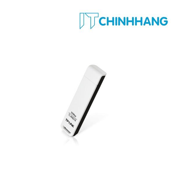 USB Kết Nối Wifi TP-LInk WN821N MINI Chuẩn N không dây 300Mbps - HÃNG PHÂN PHỐI CHÍNH THỨC